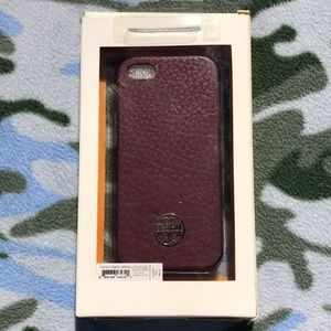 NWT Tory Burch IPhone  5 case